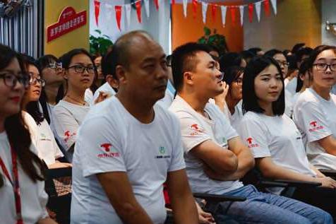文化衫定制—京东和上海慈善基金会携手名校大学生活动